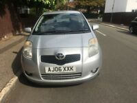Yaris 1.4 Diesel T Spirit with 1 Former Keeper, Full Service History & 2 keys