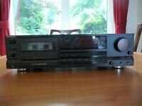 Technics Stereo Cassette / Tape Deck RS-B555
