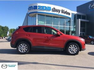 2015 Mazda CX-5 GS, AWD, Sunroof, One Owner!