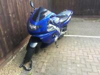 Yamaha YZF 600 Thundercat Project