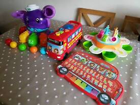 PRESCHOOL TOY BUNDLE ALL COMPLETE AND IN EXCELLENT CONDITION