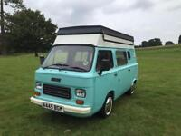 Fiat 900e pandora campervan. (Like T2, not T4 or t5 but better)