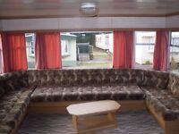Willerby Herald FREE DELIVERY 35x12 3 bedrooms 2 bathrooms Scotlands biggest static caravan dealer