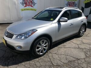 2013 Infiniti EX37 Luxury, Automatic, Leather, Back Up Camera