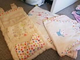 Childrens nursery bedroom set