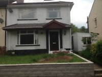 3 Bed House For Sale, with Solar Panels, New Gas Boiler, Large decked garden. £1,000 solar refund.