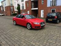 Audi a4 s line tdi 140 dsg automatic diesel with new mot