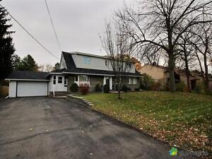 525 000$ - Maison 2 étages à vendre à Beaconsfield / Baie-D'U