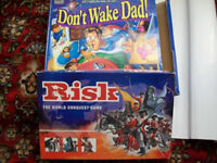 Two board games