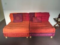 3-Seater Modular Sofa / Day Bed (Maisons du Monde - MADURAI)