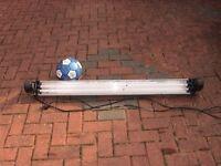 Glo T5 x2 light for fish tank aquarium wembley 120cm wembley kol