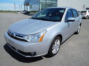 2010 Ford Focus SEL,TOIT,MAGS,A/C,CRUISE,FOG,VITRE+PORTES ELECT