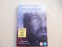 The Revenant DVD Starring Leonardo DiCaprio