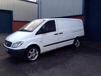 Mercedes Vito Van - Great van for its age
