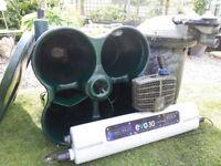 Complete Pond Filter System