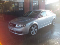 54 PLATE AUDI A4 SPORT TDI STUNNING CAR WELL MAINTAINED NEW MOT UPGRADES £3295