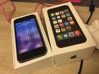 iPhone 5S space gray Unlocked
