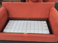Sofa bed and armchair recliner for sale