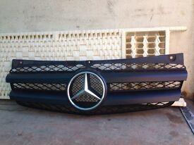 Mercedes Benz Vito Radiator Grille