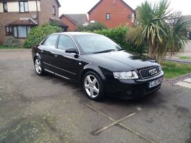 Audi a4 6 speed manual very good condition for age