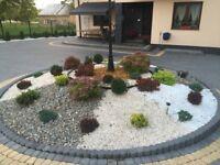 Variety of Decorative Aggregates Stones Garden Chippings Garden Decoration 20 kg Handy Bag