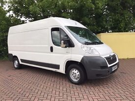 2008 Citrien Relay only 107k with long MOT, lwb hi top van
