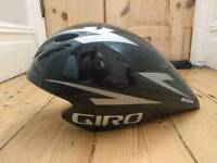 Black Giro Advantage Aero TT Helmet Used Good Condition