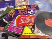 JOB LOT VINYL LP RECORDS FOR SALE