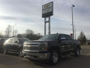 2015 Chevrolet Silverado 1500 LTZ *Bose* *Heated Wheel* *Heated