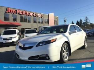 2013 Acura TL Tech w/NAV, Leather, Roof