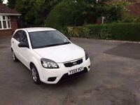 KIA RIO 1.4 1 5dr£3,395 p/x welcome 1 OWNER FROM NEW.FREE WARRANTY
