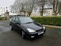 Ford Focus Ghia 1.8L Petrol Car