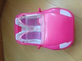 Barbie Fab Life: Glam Convertible Car