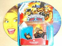 Brand New & Boxed Skylanders Trap Team DUO PACK Hog Wild Fryno & Small Fry