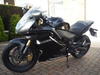 Honda CBR 600F in excellent condition - one owner - full service history