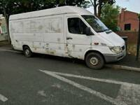 54 Mercedes sprinter 12 mot
