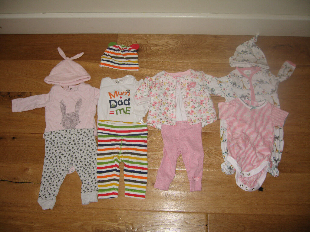 9b95089a391f Baby girl clothes (Newborn - 0-3 months)