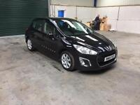 2012 Peugeot 308 active 1.6 hdi 1 owner fsh guaranteed cheapest in country