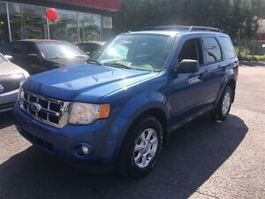 2010 Ford Escape XLT 2.5L***CREDIT 100% APPROUVE***