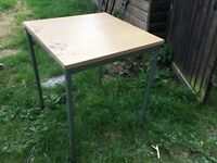 Two tables suitable for students room