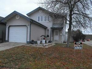 Large three Bedroom Full House with garage and fenced Yard