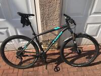 Trek custom mountain bike