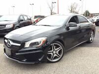 2014 Mercedes-Benz CLA-Class CLA250***LEATHER***SUNROOF***