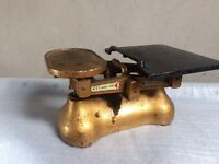 W &T Avery weighing scales.