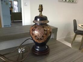 Beautiful large table lamp base