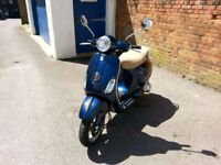 Piaggio Vespa LX125ie - good bodywork, clear & long MOT, new tyres- a great ride!