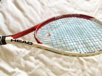 2 Tennis Rackets : Head + Technifibre