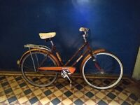 Vintage Raleigh one speed, needs some TLC