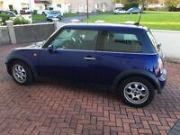Mini Cooper 1.6 2005 Mauve / Purple