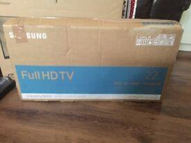 Samsung 22' UE22K5000AK new / (box open) taty packaging